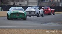 Les Ferrari 250 GTO au Mans Classic 2012