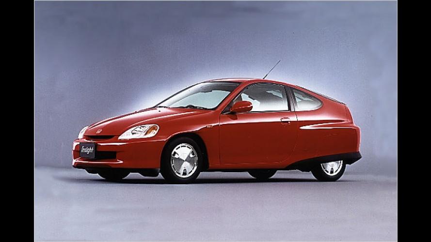 Honda: Mit umweltfreundlichen Antrieben aus der Krise