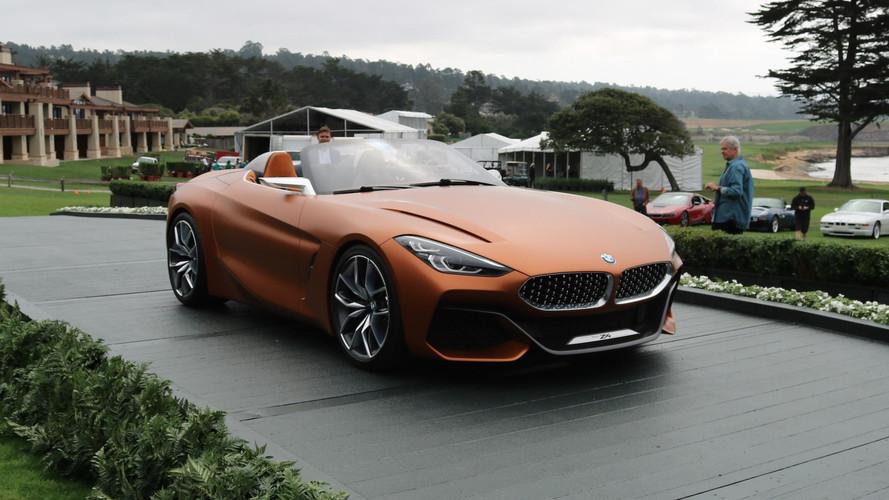 BMW Z4 M40i Competition Pack 385 beygir güç üretebilir!