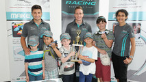Jaguar Racing Primary School Challenge
