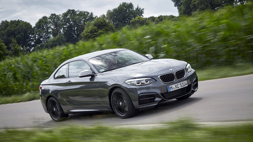 Next BMW 2 Series: Coupe Stays RWD; Other Models FWD; Cabrio Axed