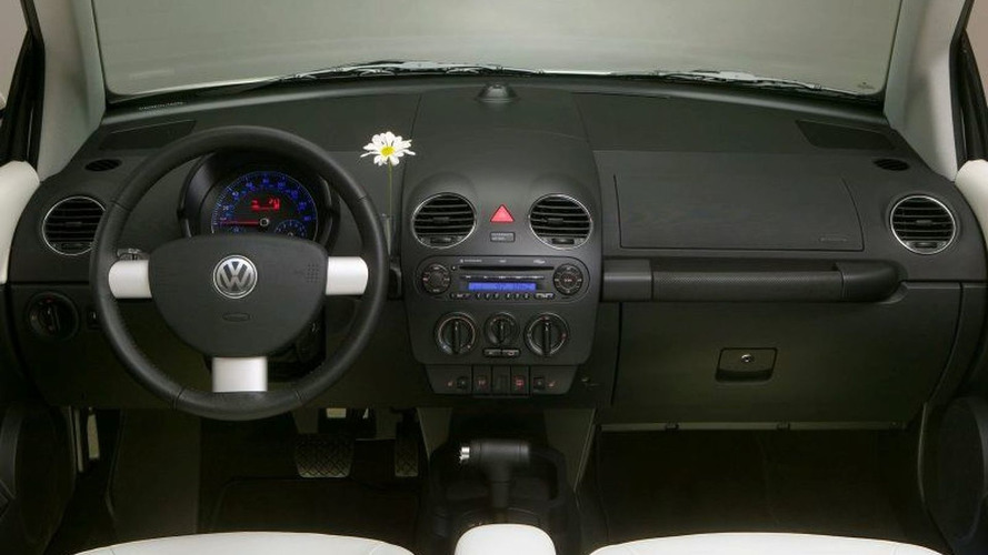 VW Beetle Triple White Special Edition (US)