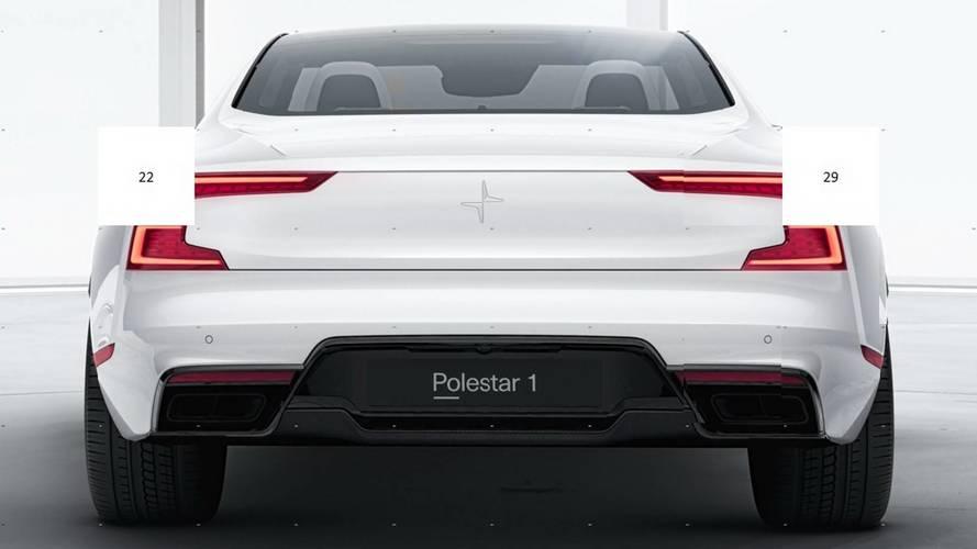Polestar'ın yaklaşan otomobilinin yeni teaser'ı geldi
