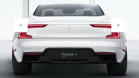 Polestar Teaser Reveals Almost Entire Rear Of Upcoming Model