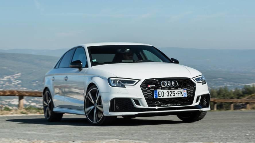 Essai Audi RS3 (2018) - La preuve par cinq !