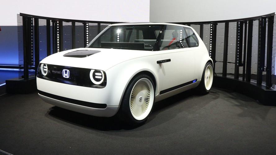 Honda confirma versão de produção do Urban EV Concept