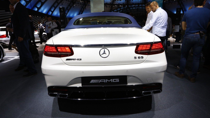 2018 Mercedes S-Serisi Coupe, Cabriolet