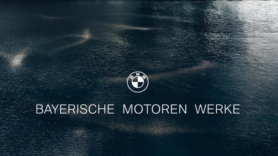 BMW anuncia logotipo em preto e branco para modelos de topo