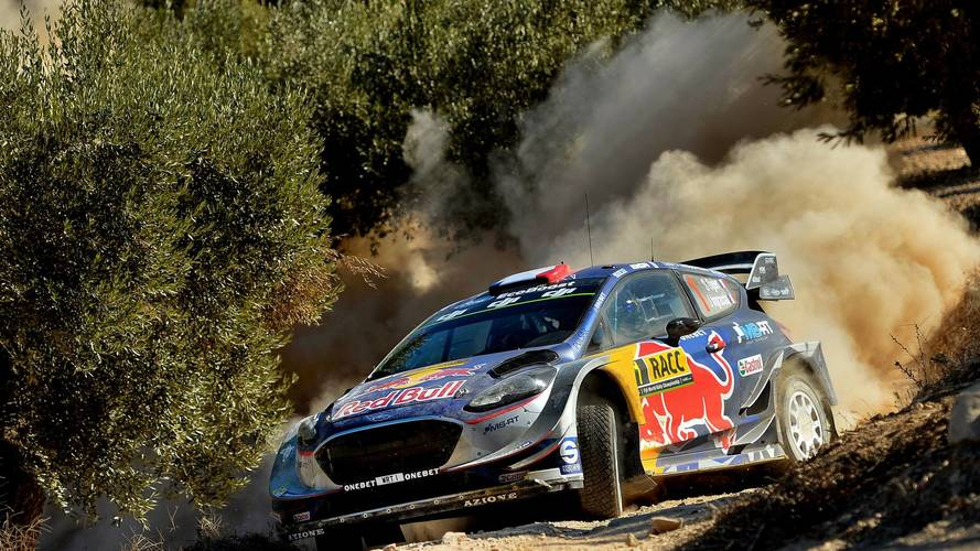 Vivimos el RallyRacc 2017 junto a M-Sport, el equipo de Ford en el WRC
