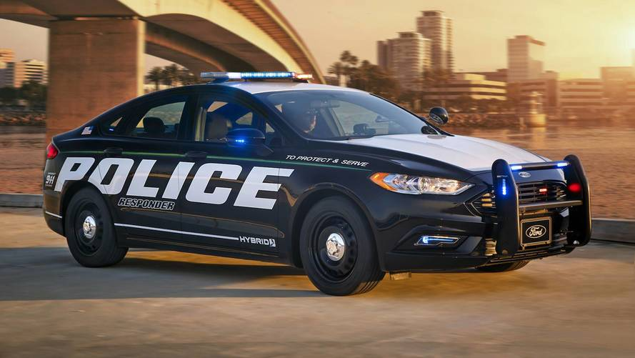 Ford Police Responder Hybrid Sedan, F-150 Are Now Pursuit Rated
