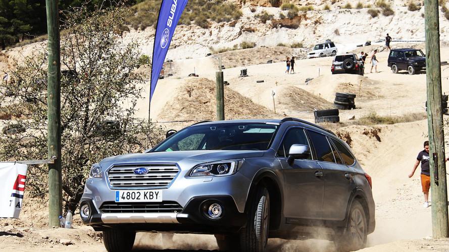 Subaru Outback 2018 SUV