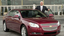 North American Car of the Year: Chevrolet Malibu