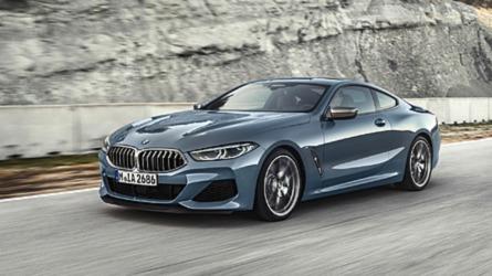 BMW Serie 8 Coupé 2018, belleza fascinante