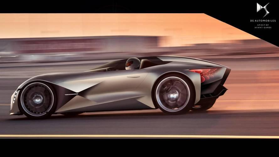 La DS X E-Tense va devenir un vrai concept-car