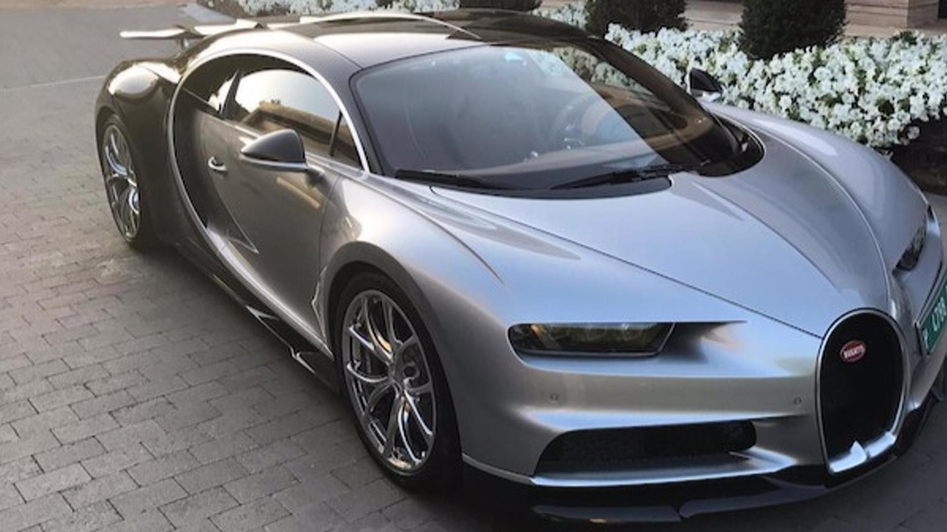 cristiano-ronaldo-bugatti-chiron Cozy Bugatti Veyron and Chiron Difference Cars Trend