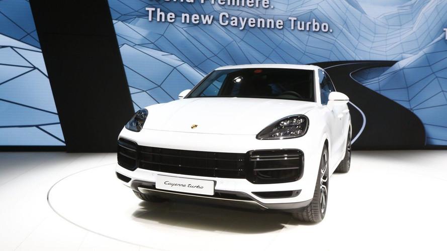 Novo Porsche Cayenne Turbo chega com 550 cv e 0 a 100 km/h em 4 s