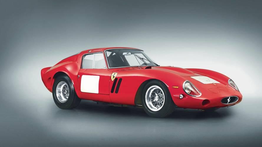 17. Ferrari 250 GTO