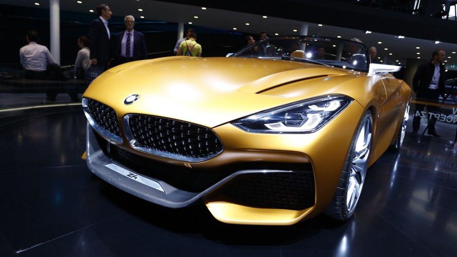 BMW promet de vraies différences entre la Toyota Supra et la Z4