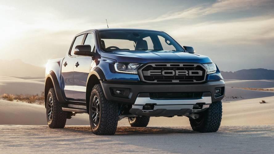 Ford Ranger Raptor (2018) - Loin de nos terres