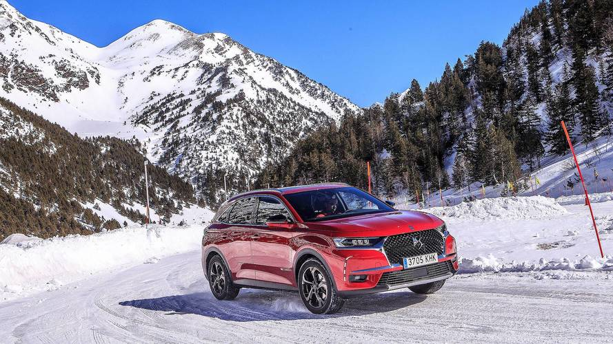 DS 7 CROSSBACK 2018 y Michelin CrossClimate