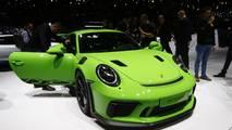 Porsche 911 GT3 RS au salon de Genève 2018