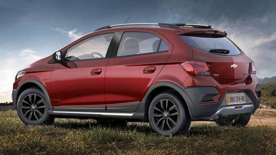 Chevrolet mostrará versões especiais do Onix no Lollapalooza
