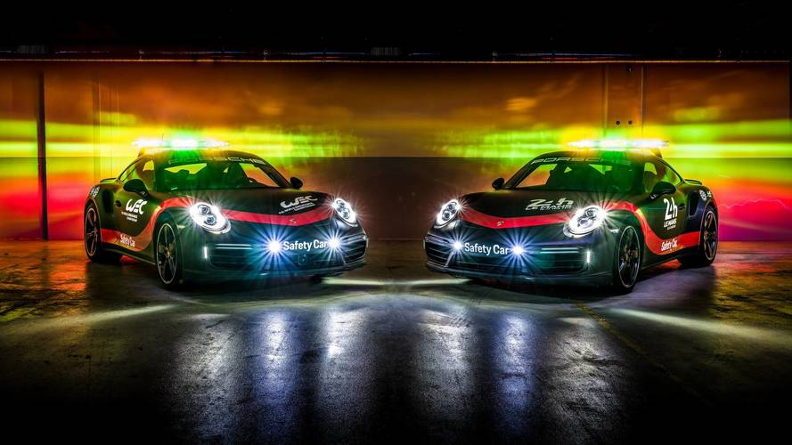 Porsche 911 Turbo Safety Car del  World Endurance Championship