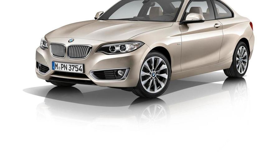 2014 BMW 2 Serisi araç tasarlayıcısı tanıtıldı