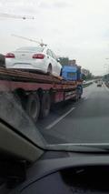 Possible Chevrolet Cruze facelift spy photo 22.10.2013