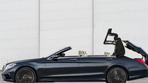 2014 Mercedes-Benz S-Class Convertible rendered by WCF reader