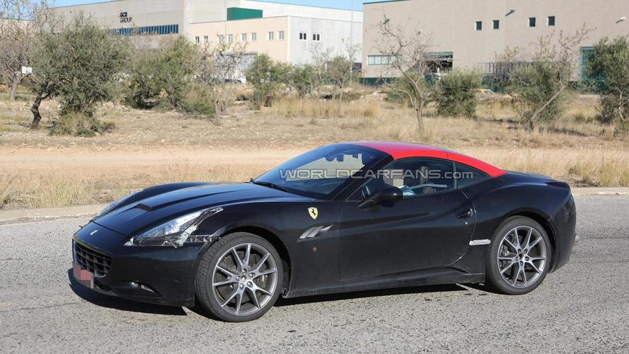 2015 Ferrari California to have 552 HP and F12 Berlinetta-inspired styling - report
