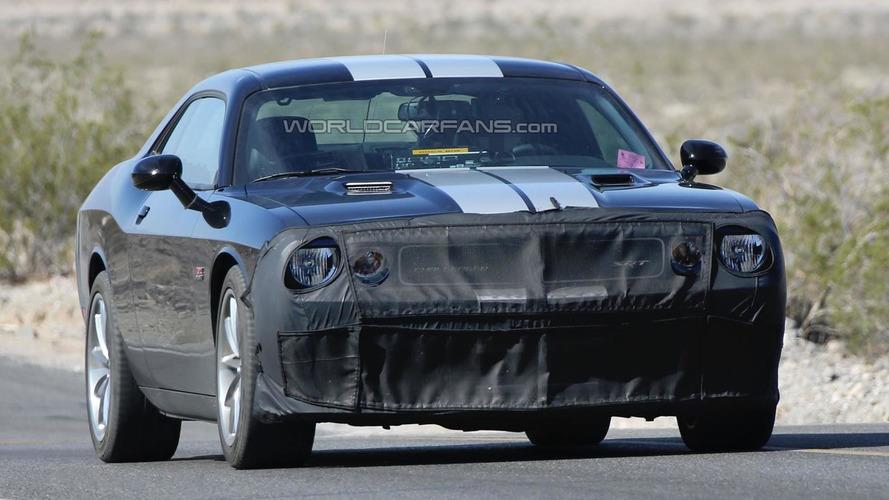 Dodge Challenger SRT8 Hellcat to debut in the Motor City - report