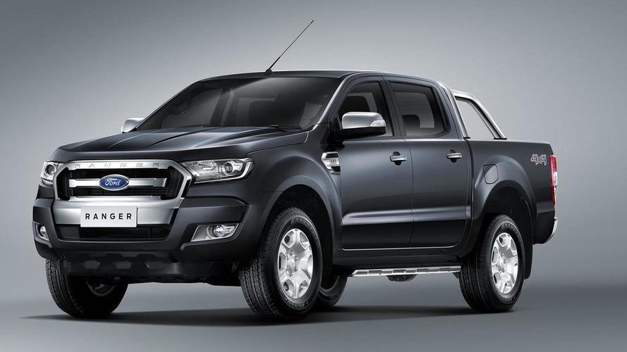 2015 Ford Ranger facelift officially revealed