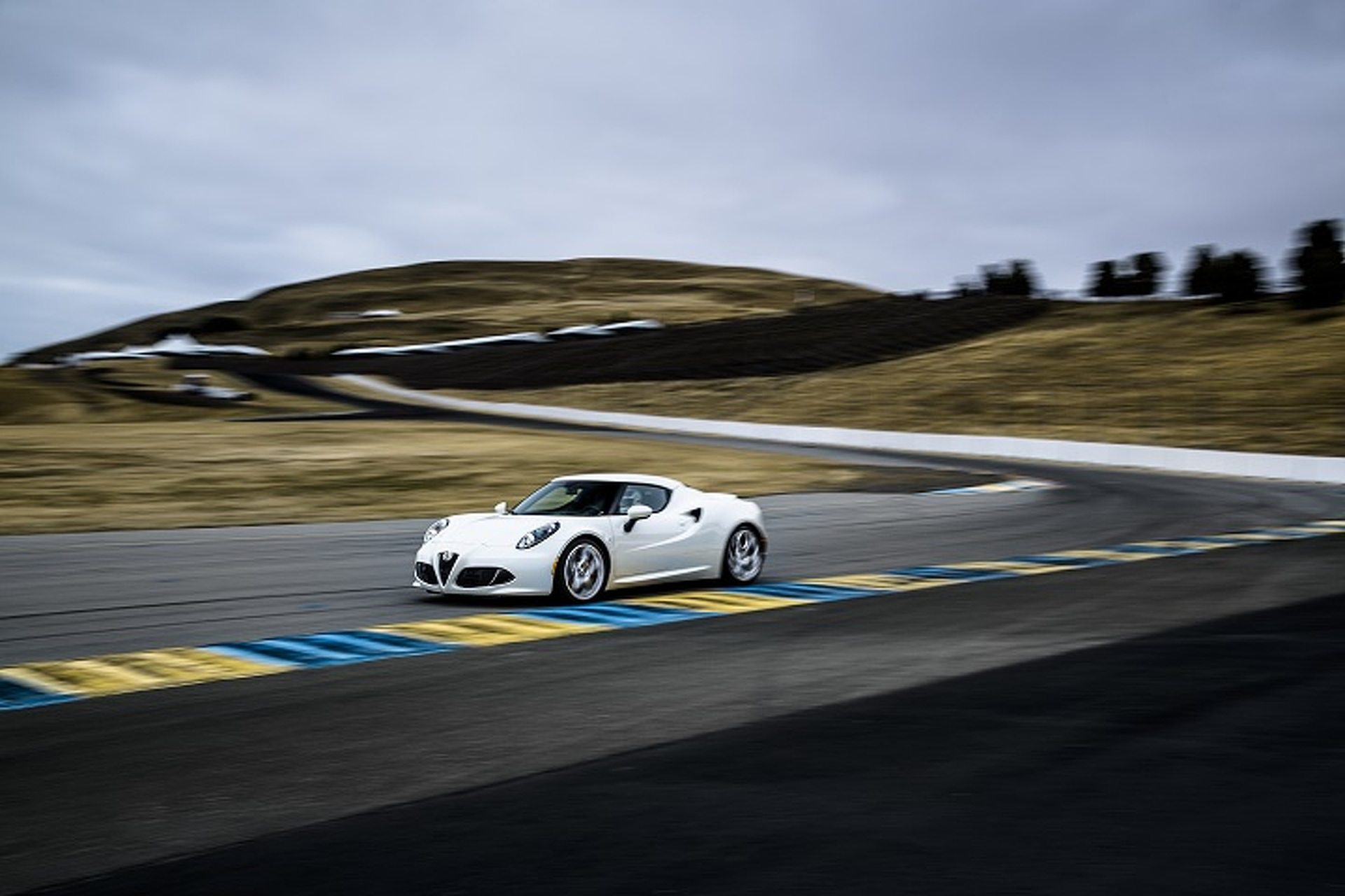 Alfa Romeo 4C Might Get More Power?