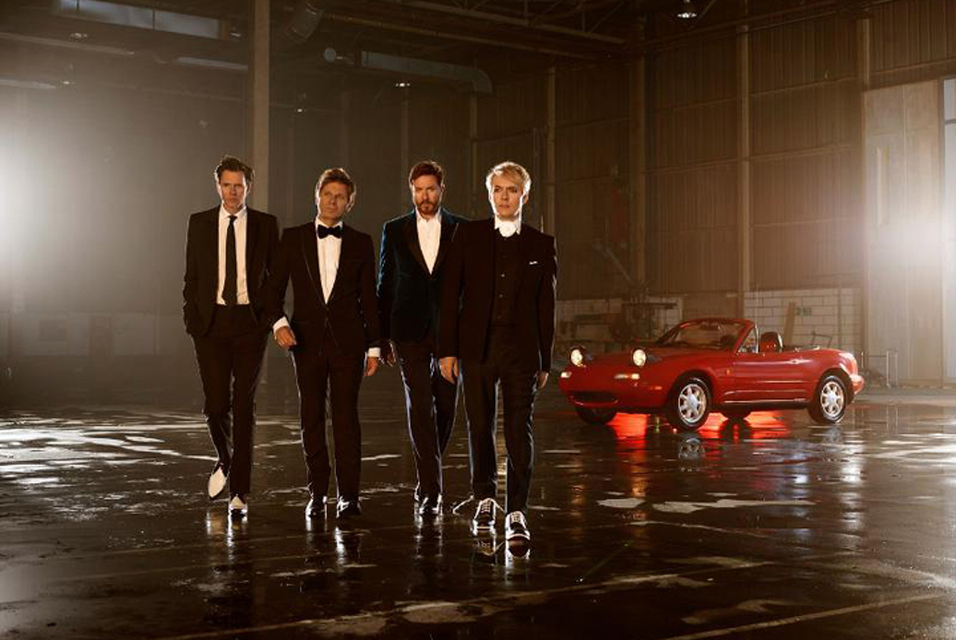 Mazda Thinks It's 1984 — Hires Duran Duran for Miata Reveal