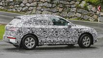 2018 Audi Q5 casus fotoğrafları