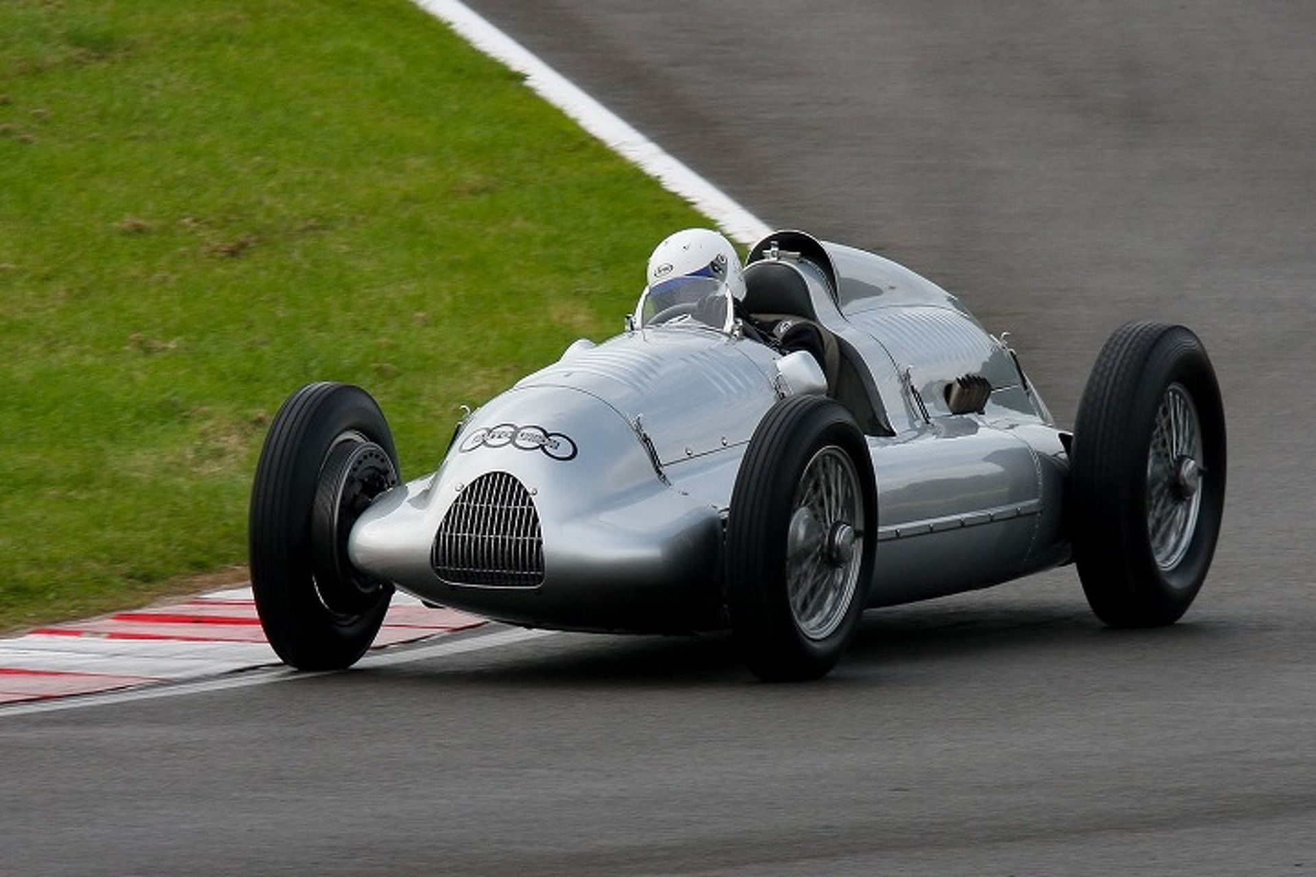 Auto Union Type D Dominated Racing In The