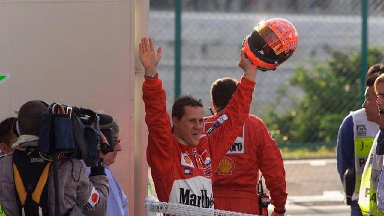Michael Schumacher / Official Facebok page