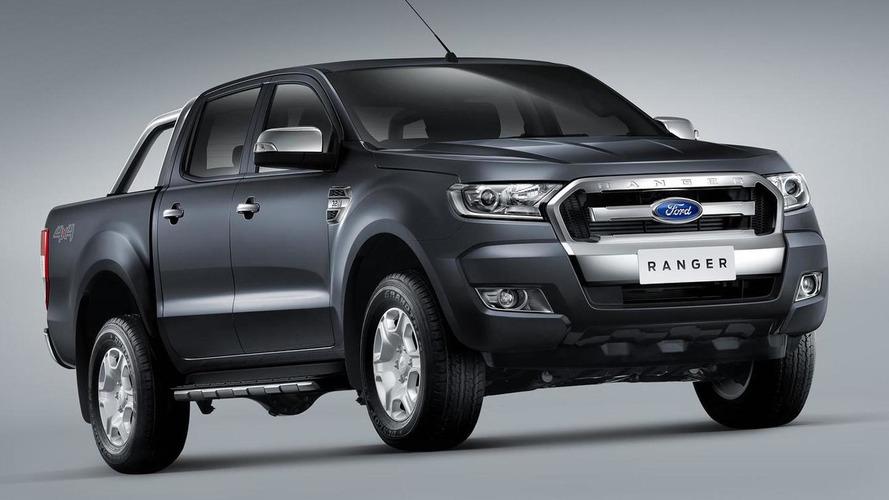 2015 Ford Ranger facelift officially revealed [video]