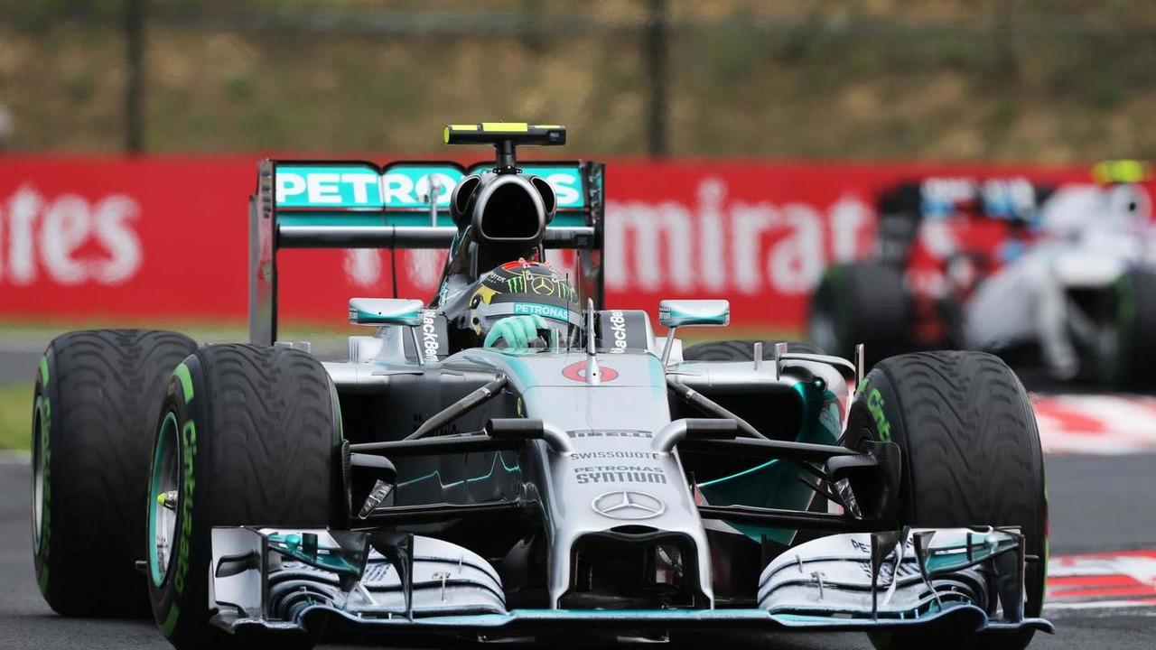 Nico Rosberg (GER), 27.07.2014, Hungarian Grand Prix, Budapest / XPB