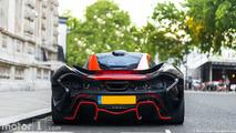PHOTOS - La McLaren parfait pour Halloween ?