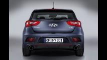 Genebra: novo Hyundai i30 aparece ao vivo com visual retocado e motor turbo
