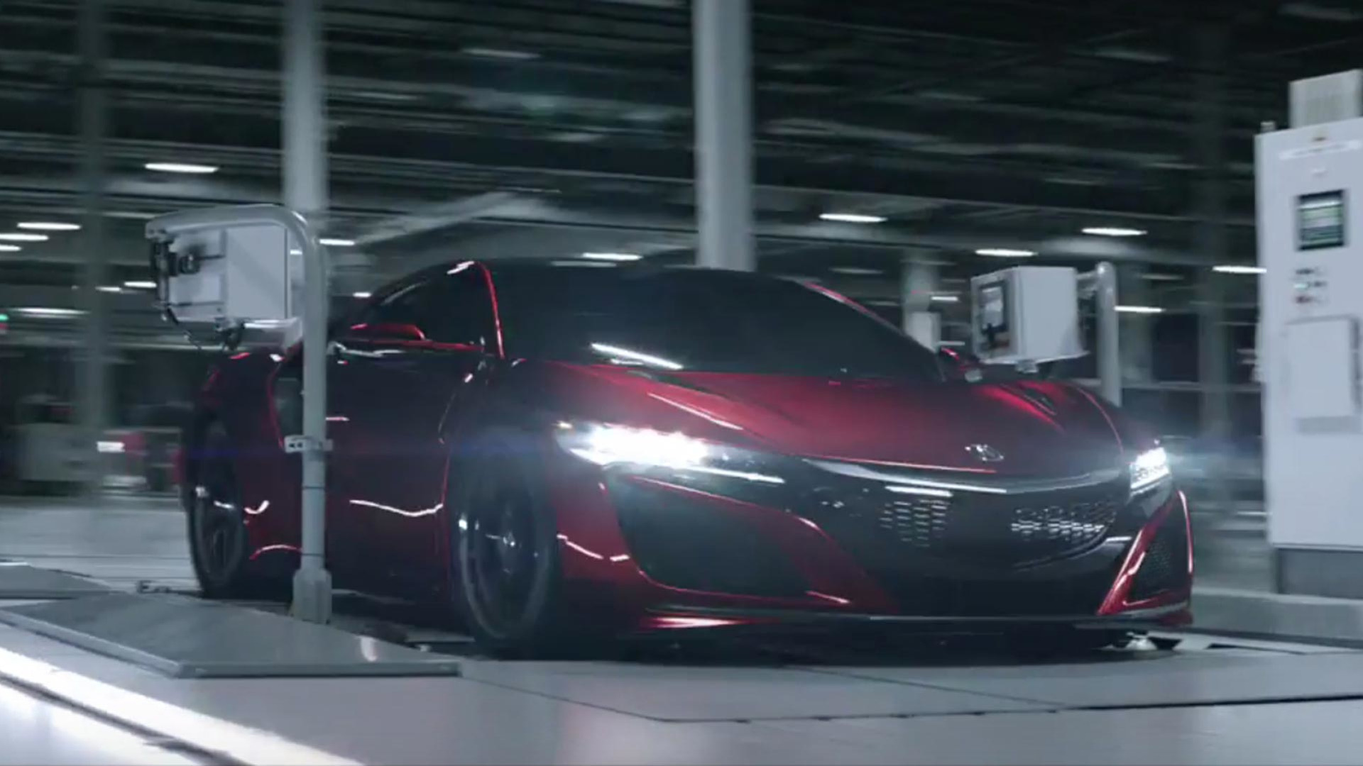 Acura Gives Nsx Buyers Personalized Swag With Their New Supercar