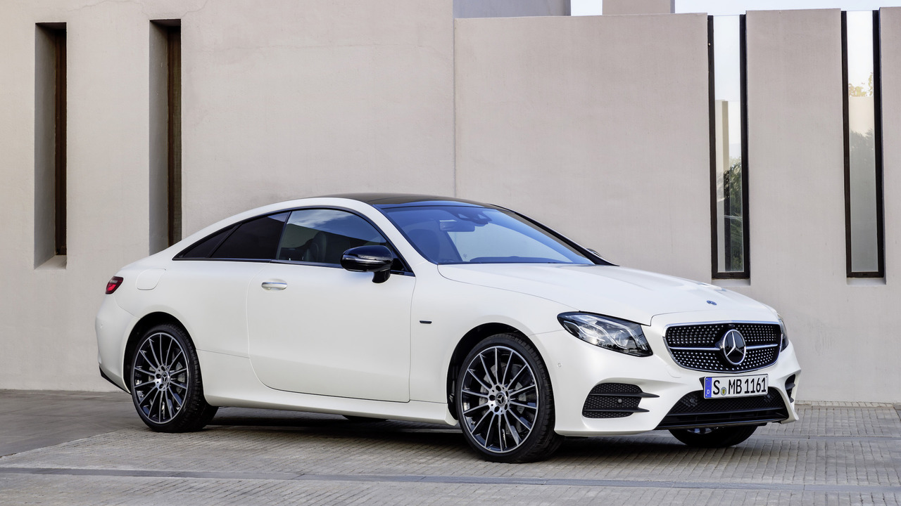 start saving mercedes details e class coupe pricing in germany. Black Bedroom Furniture Sets. Home Design Ideas