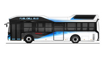 Toyota Fuel Cell Bus