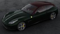 Ferrari 70th Anniversary Livery Number #13