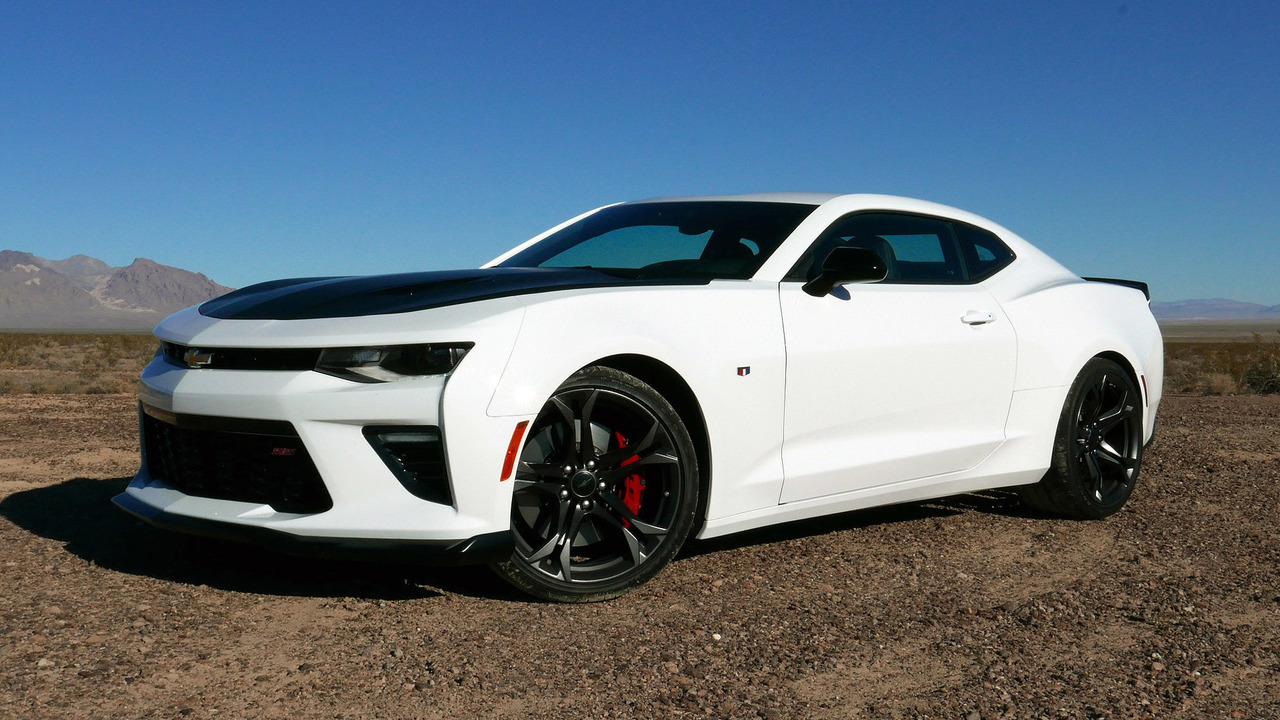 Sign And Drive Lease Deals >> 2017 Chevy Camaro 1LE First Drive: Set lap records on a budget