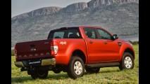 Nova Ford Ranger a diesel tem preços entre R$ 129.900 e R$ 179.900