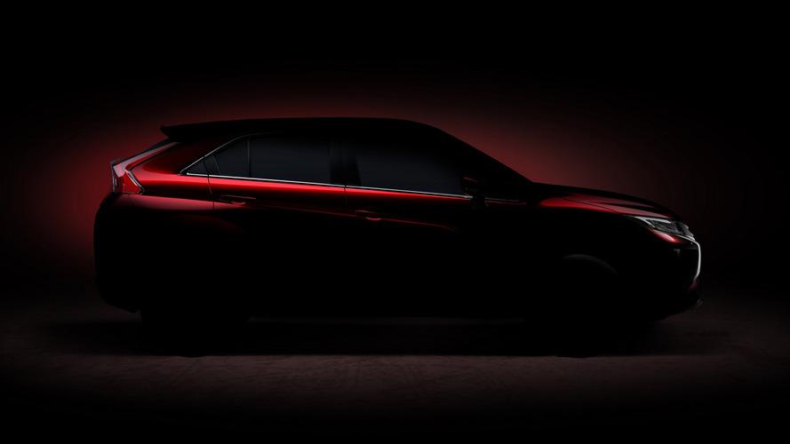 Mitsubishi compact SUV teased for Geneva