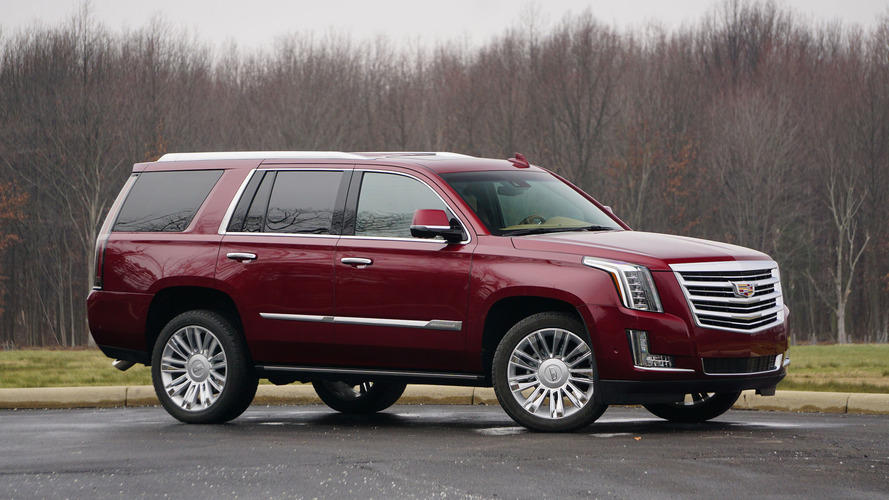 Cadillac Escalade Gets $10,000 Discount To Fight Off Navigator